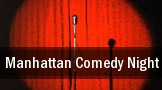 Manhattan Comedy Night tickets
