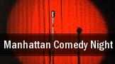 Manhattan Comedy Night Morristown tickets