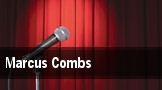 Marcus Combs tickets