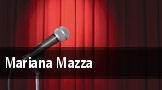 Mariana Mazza tickets