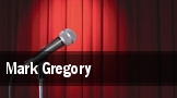 Mark Gregory tickets