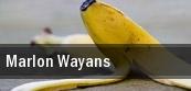 Marlon Wayans Wilbur Theatre tickets