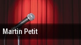 Martin Petit tickets
