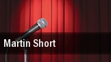 Martin Short Mortensen Hall tickets