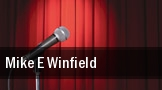 Mike E. Winfield Sacramento tickets