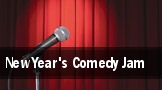 New Year's Comedy Jam tickets