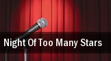 Night Of Too Many Stars New York tickets