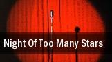 Night Of Too Many Stars tickets