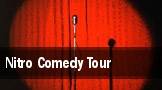 Nitro Comedy Tour tickets