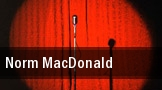 Norm MacDonald Hammond tickets