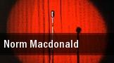 Norm MacDonald Vernon Hills tickets
