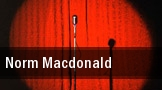 Norm MacDonald Warfield tickets