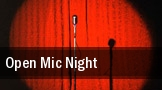 Open Mic Night Seattle tickets