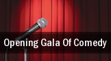 Opening Gala Of Comedy Casino Nova Scotia tickets