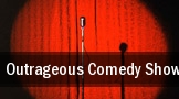 Outrageous Comedy Show tickets