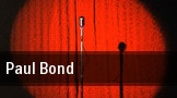 Paul Bond tickets