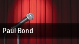 Paul Bond Uncasville tickets