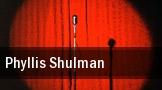 Phyllis Shulman tickets