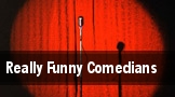 Really Funny Comedians tickets