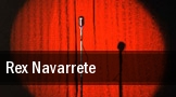 Rex Navarrete Thunder Valley Casino tickets