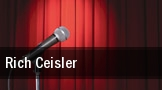 Rich Ceisler tickets