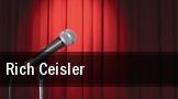 Rich Ceisler tickets
