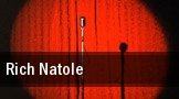Rich Natole tickets