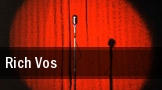 Rich Vos Mohegan Sun Cabaret tickets