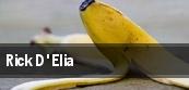 Rick D'Elia tickets