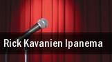 Rick Kavanien Ipanema Karlsruhe tickets
