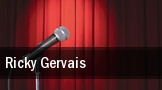 Ricky Gervais HMV Apollo Hammersmith tickets