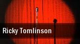 Ricky Tomlinson York tickets