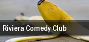 Riviera Comedy Club tickets