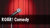 ROAR! Comedy tickets