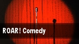 ROAR! Comedy The Armory At MGM Springfield tickets