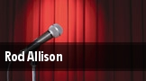 Rod Allison tickets