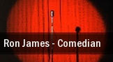 Ron James - Comedian tickets