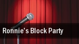 Ronnie's Block Party tickets