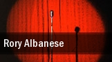 Rory Albanese tickets