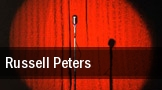 Russell Peters Washington tickets