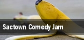 Sactown Comedy Jam tickets