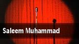 Saleem Muhammad tickets