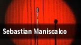 Sebastian Maniscalco Borgata Events Center tickets