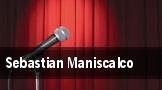 Sebastian Maniscalco Connor Palace Theatre tickets