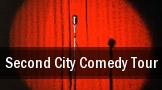 Second City Comedy Tour Boston tickets