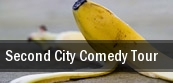 Second City Comedy Tour Nashville tickets