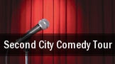 Second City Comedy Tour Wilbur Theatre tickets