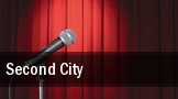 Second City Appleton tickets