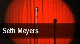 Seth Meyers Alys Robinson Stephens Performing Arts Center tickets