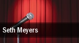Seth Meyers Paramount Theatre tickets